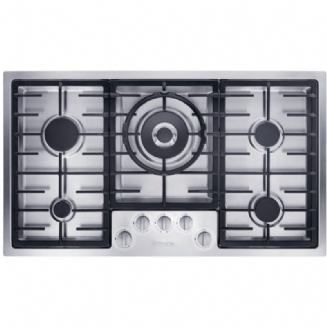 MIELE KM2357-1  Gas hob | Electronic functions for maximum safety